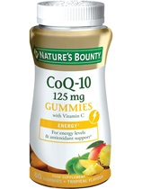 CoQ-10 125 mg Gummies