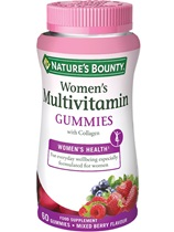 Womens Multivitamin Gummies